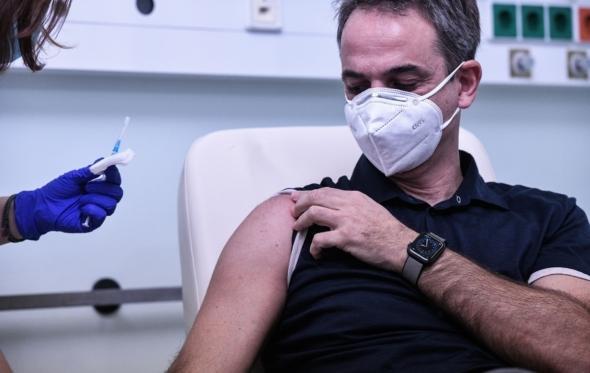 Του ψεκασμένου το εμβόλιο έχει φυσιολογικό ορό