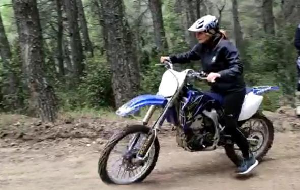 Ο «Πολακισμός» έχει πολλά ποδάρια: κάνει και motocross