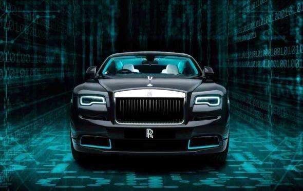 Rolls-Royce Wraith Kryptos: κρατάει κρυμμένα μυστικά και ντοκουμέντα