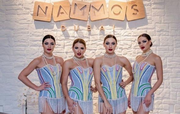 Το αραβικό Nammos και η παρένθετη τάξη των Ελλήνων