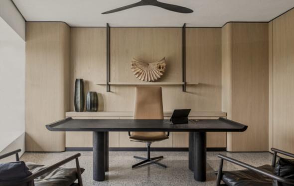 Η έδρα των Block722 στο Μετς: ένα σοφιστικέ γραφείο με θέα Ακρόπολη