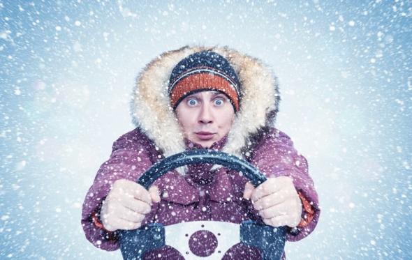 Χιόνι στην πόλη: είστε έτοιμοι για αλπική οδήγηση;