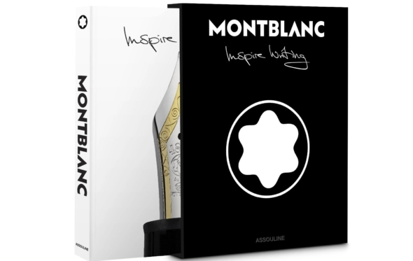 Montblanc: το αναλλοίωτο σύμβολο της γραφής σ' ένα συλλεκτικό λεύκωμα
