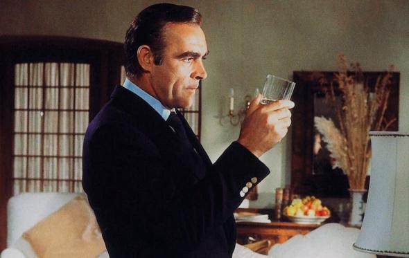 Τα 8 αγαπημένα ουίσκι του James Bond