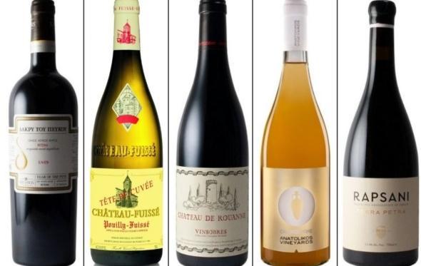 5 αντισυμβατικά κρασιά για τα πιάτα της Τσικνοπέμπτης