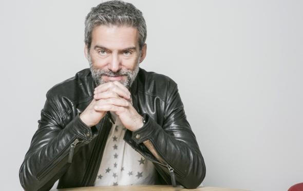 Νίκος Δρανδάκης: «Το μόνο που έχει σημασία είναι να είσαι σε κίνηση»