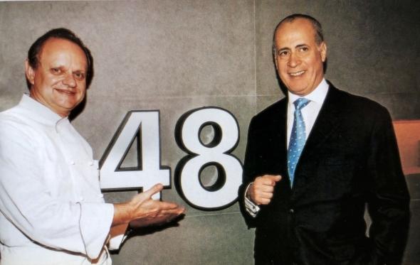 In memoriam Ντόρη Μαργέλλου: αποχαιρετούμε τον «μαικήνα» της γαστρονομίας