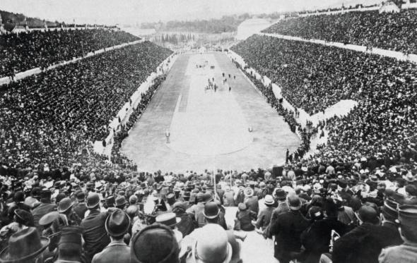 Ολυμπιακοί Αγώνες 1896: τότε που όλος ο κόσμος μιλούσε για την Ελλάδα