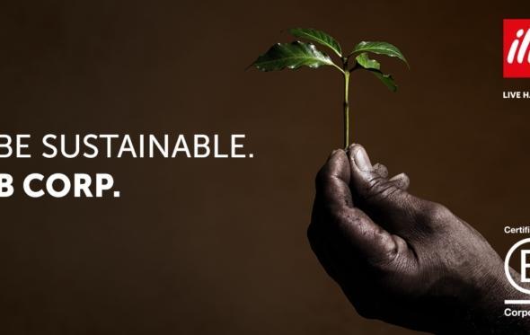 Στην illycaffè η επίσημη πιστοποίηση BCorp, για εταιρίες με μεγάλη κοινωνική ευθύνη