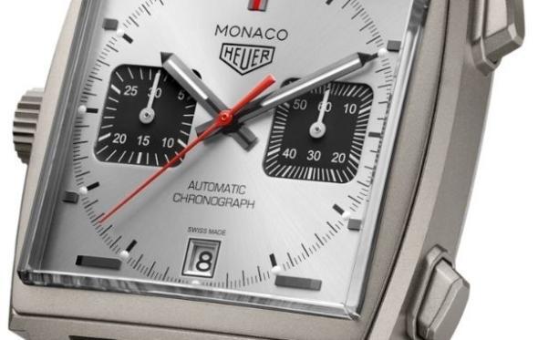 TAG Heuer Monaco Titan: συλλεκτικό μοντέλο με αφορμή το φετινό Γκραν Πρι του Μονακό