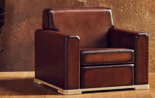 Η αντρική πολυθρόνα των ονείρων μας: Marbeuf Club Chair, από τον οίκο Berluti