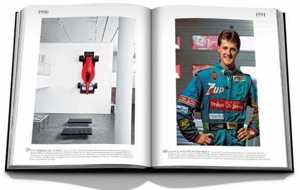 Το μεγαλειώδες άλμπουμ της Formula 1: ιστορία, πάθος, αδρεναλίνη