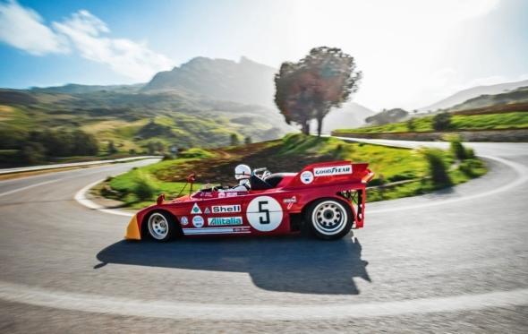 To Targa Florio που δεν θέλει να θυμάται η Alfa Romeo