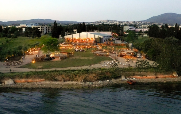 Ergon Agora East στη Θεσσαλονίκη: το πρώτο «grocerant» της Ελλάδας, σε 15 στρέμματα
