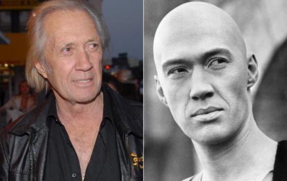 Ντέιβιντ Καραντάιν: καλτ, Kung Fu μάστερ και ιδαλγός του Μαζόχ