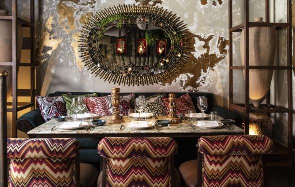 CΟΥΑ Mykonos: το παγκόσμιο εστιατόριο του νησιού