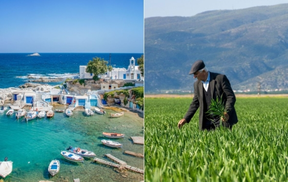 #my_greece villages: 270 insta-φωτογράφοι αποτυπώνουν τα χωριά της Ελλάδας