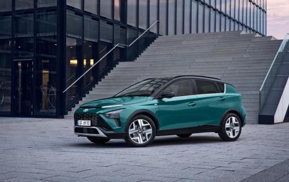 Bayon: το σχεδιασμένο για την Ευρώπη νέο crossover της Hyundai