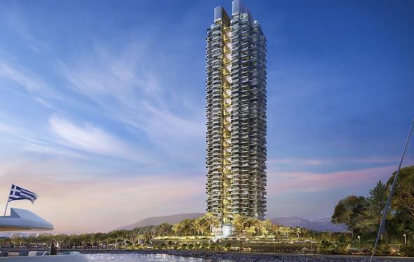 Μarina Tower: ήρθε ο καιρός για έναν φουτουριστικό ουρανοξύστη στην Αθήνα;