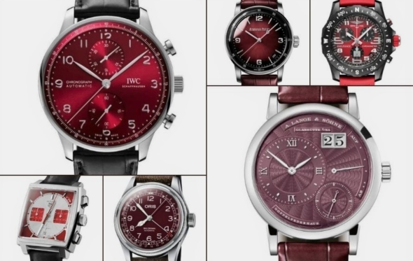 Τα 5+1 Andro ρολόγια με κόκκινη «καρδιά»
