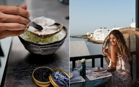 Ohja: Το νέο Oyster Bar που γοητεύει, στη Νάουσα της Πάρου