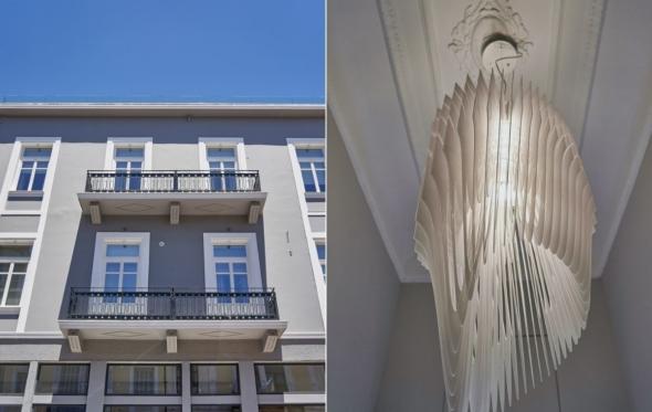 Μira Me Athens: η Ερμού απέκτησε ένα κομψό boutique hotel με αστική αύρα