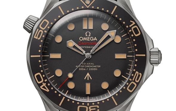 No Time To Die: οι πρώτες εικόνες με το Seamaster Diver 300, Bond 007 Edition