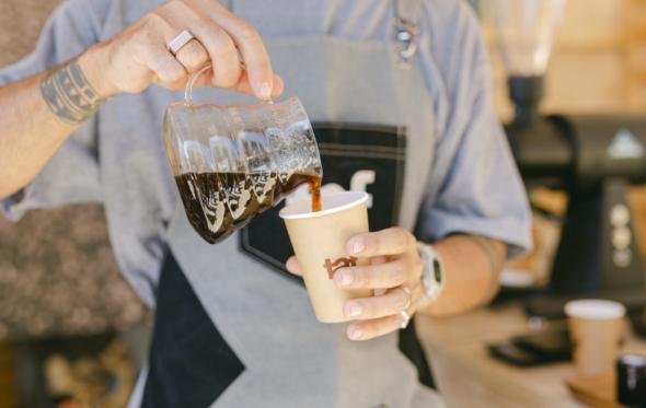Άρωμα Taf: Όσα δοκιμάσαμε στο Athens Coffee Festival