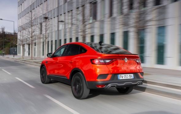 Νέο Arkana: ένα «μυστήριο» Renault