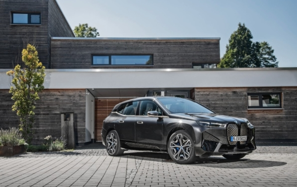 BMW iX: αυτό είναι το πρώτο πλήρως ηλεκτρικό SUV της BMW