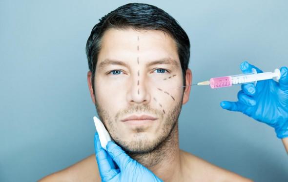 Κύριοι, τι θα λέγατε για ένα botox-άκι;