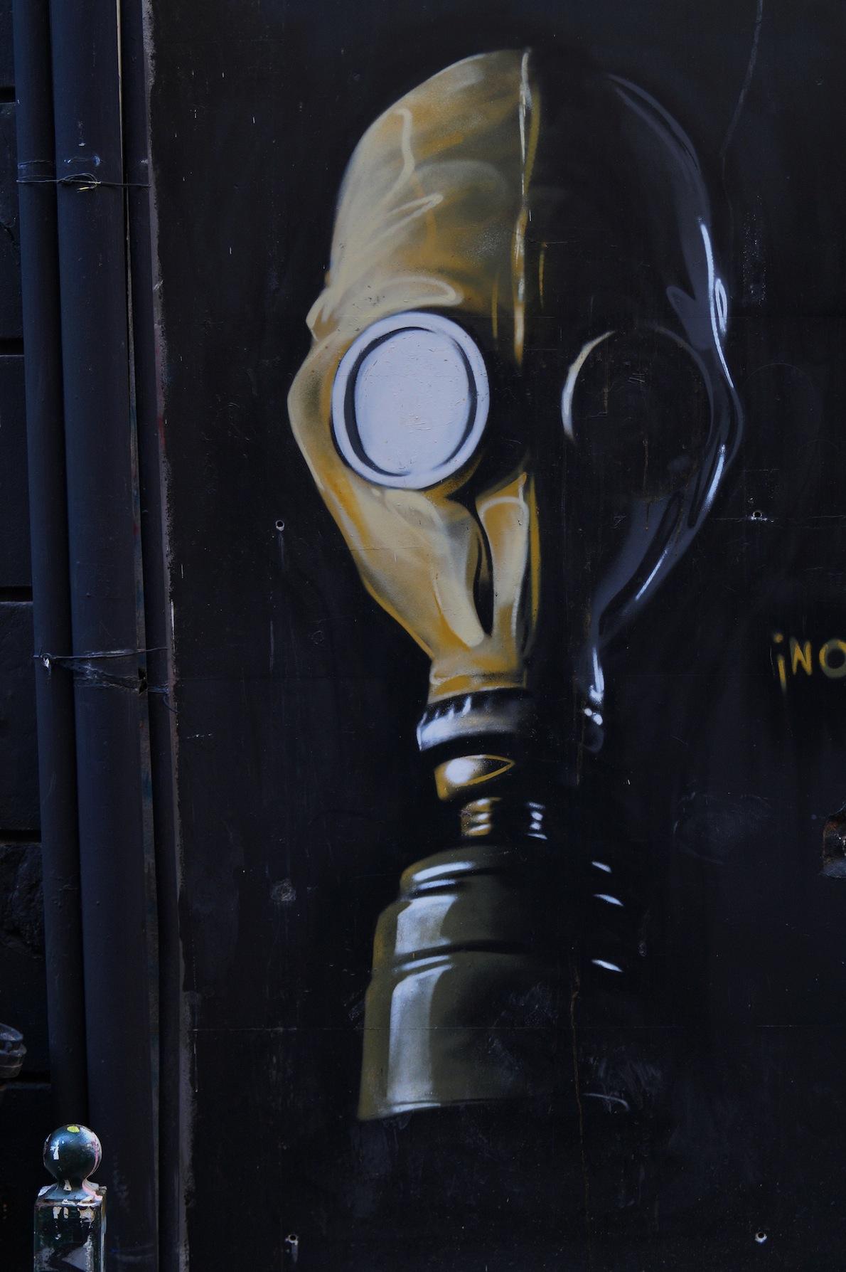 Ψυρρή Writer: Ino Ένα από τα κλασικότερα έργα του Street Artist και graphic designer . Spray Paint