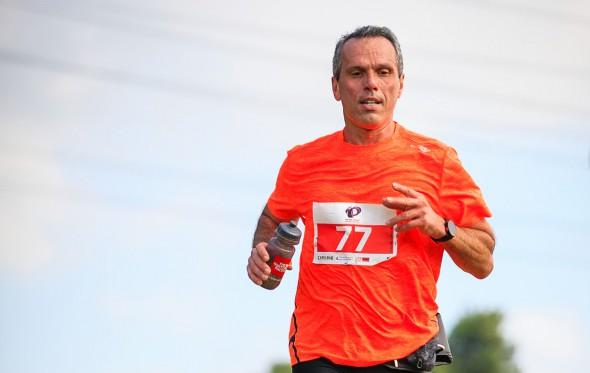 Δημήτρης Ανδριόπουλος: «Είμαι βαριά εθισμένος στο τρέξιμο!»