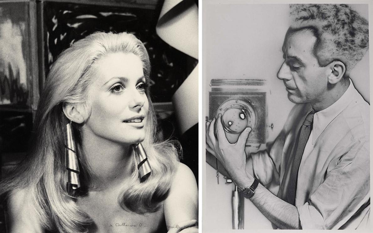 Αυτοπορτρέτο του Man Ray.