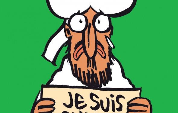 """Το μεγαλειώδες comeback του Charlie Hebdo: """"Συγχωρεμένα όλα""""!"""