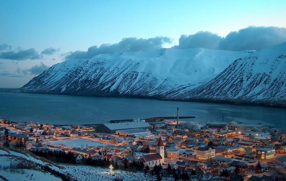 «Το μόνο που ήθελα γυρίζοντας από την Ισλανδία, ήταν να επιστρέψω στην παγωμένη φλέβα της γης»