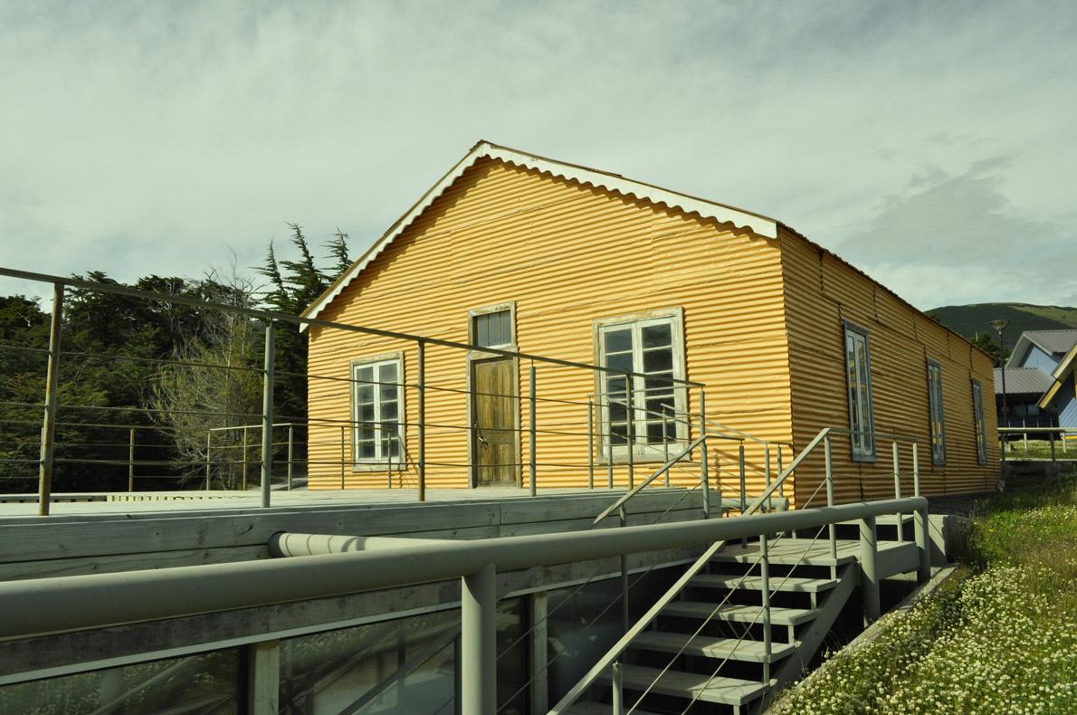 Το ιστορικό σπίτι Sterling (Casa Sterling)
