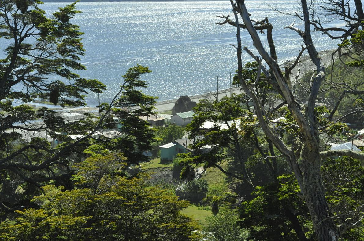 O οικισμός Villa Ukika.