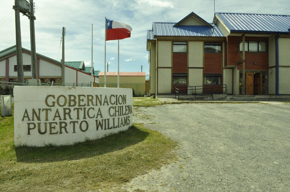 Η διοίκηση της Χιλιανής επαρχίας της Ανταρκτικής