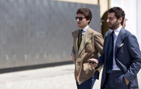 Gennaro Annunziata & Alfonsο de Francesco: Δύο Ναπολιτάνοι style icons έρχονται στο Bespoke Athens