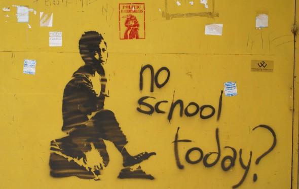 ΟΛΜΕ, παιδεία, υποκρισία;