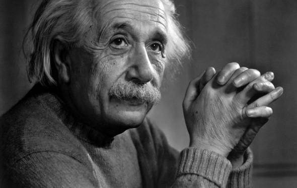 Σκέψου όπως ο Αϊνστάιν!