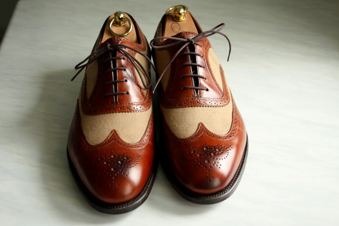 Anatomy of Edward Green shoes Malvern III at Keikari com  0811450925b