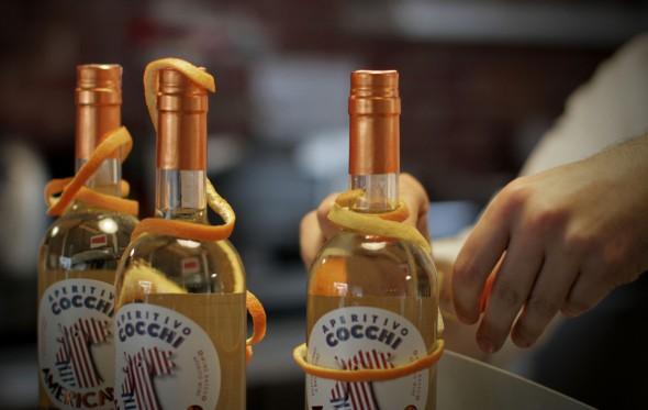 Cocchi Americano: To νούμερο 2 απεριτίφ στα 50 καλύτερα μπαρ του κόσμου