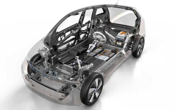 BMW i3: Αμιγώς ηλεκτρικό!