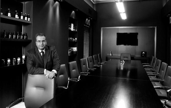 Γιάννης Χήτος, Πρόεδρος και Διευθύνων Σύμβουλος της Ολυμπιακής Ζυθοποιίας Α.Ε.