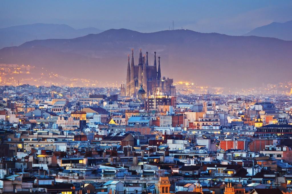 BarcelonaAzAmazingEvening