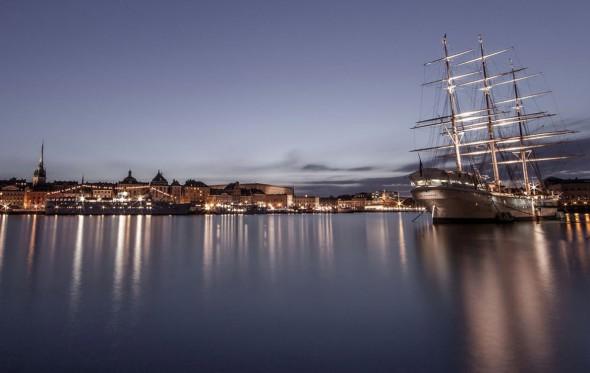 Γιατί στη Στοκχόλμη ζεις σαν άνθρωπος