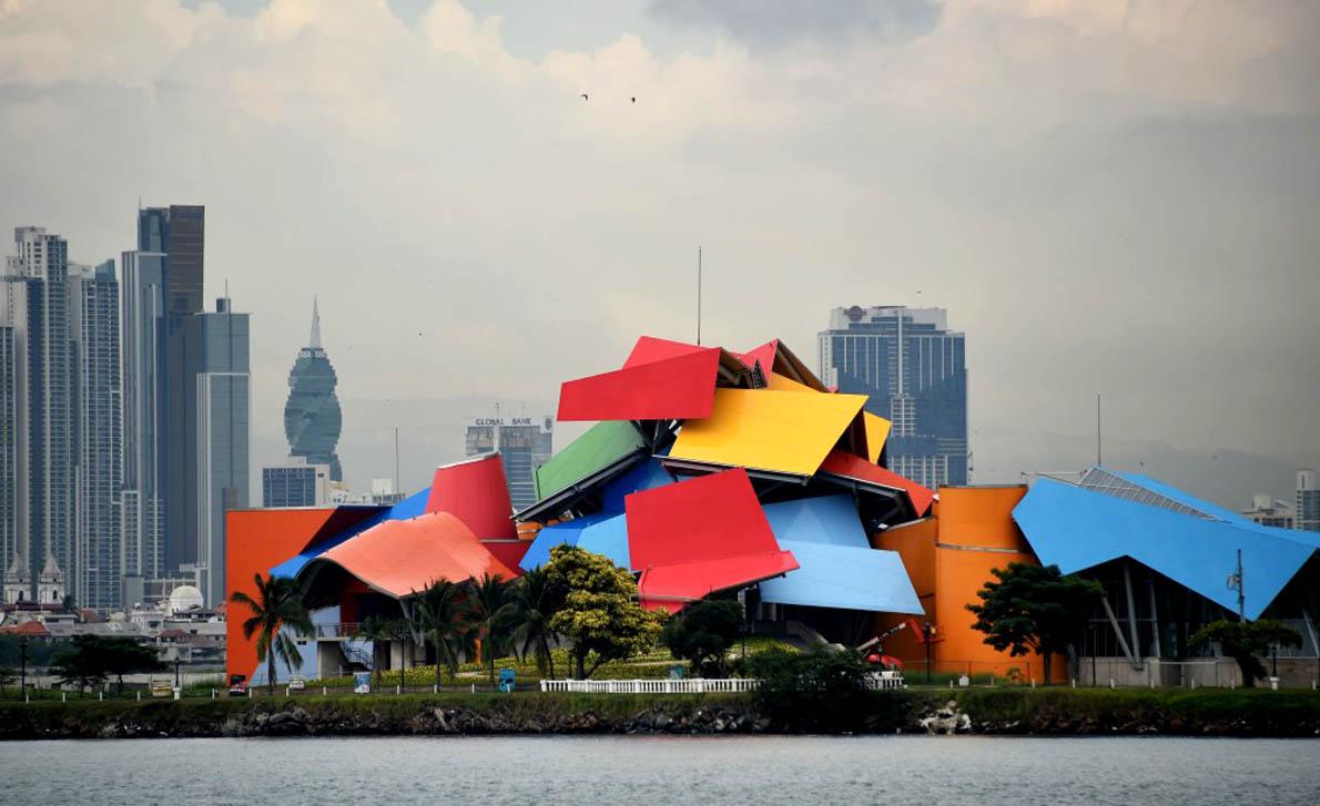 PANAMA-MUSEUM-BIODIVERSITY-GEHRY-FILE