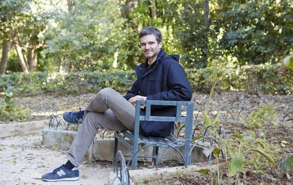 Θωμάς Δοξιάδης: «Ο Εθνικός Κήπος χρειάζεται ένα πολύ δυνατό φιλί ζωής»